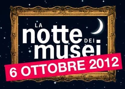 A Roma il 6 ottobre la Notte dei Musei in 60 sedi     http://www.comune.roma.it/wps/portal/pcr?contentId=NEW368753_pagecode=newsview.wp=contentId%3Ajp_pagecode