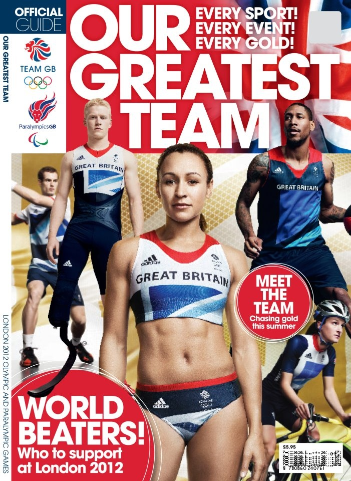 Team GB Official Guide