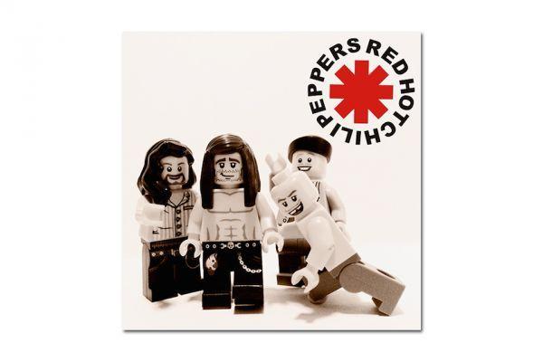 Vinte bandas icónicas recriadas em Lego - Notícias Palco Principal