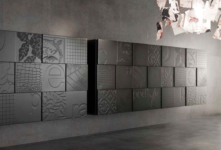 QUADRO / texture 3D Patchwork | Capo d\'Opera | CAPODOPERA ...
