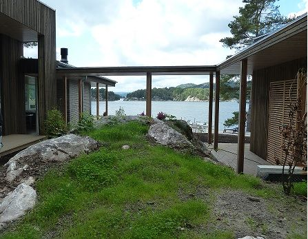 Kritt Arkitekter cabin hytte