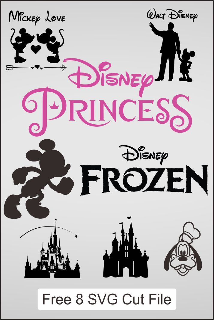 Click for download all disney cut file collections    #SVG #CRICUT