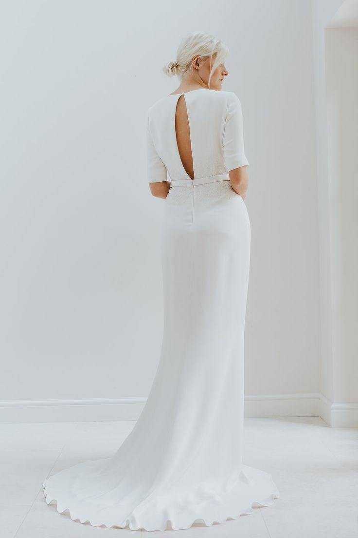 Charlotte simpson bridal bridal gowns charlotte and minimal for Wedding dresses charlotte nc