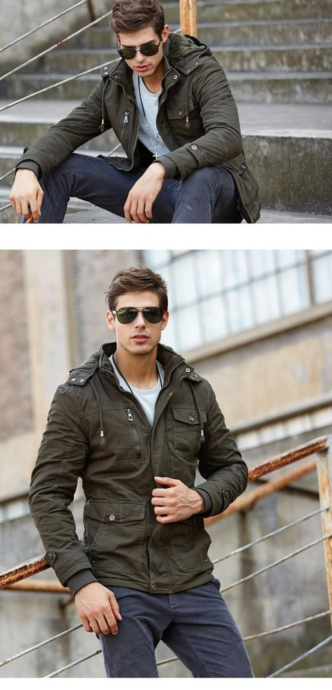30 Cute Chin Length Hairstyles You Need To Try Mens Fashion Smart Hipster Mens Fashion Army Fashion [ 1376 x 662 Pixel ]