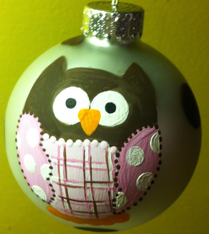 Christmas Ornament Crafts For