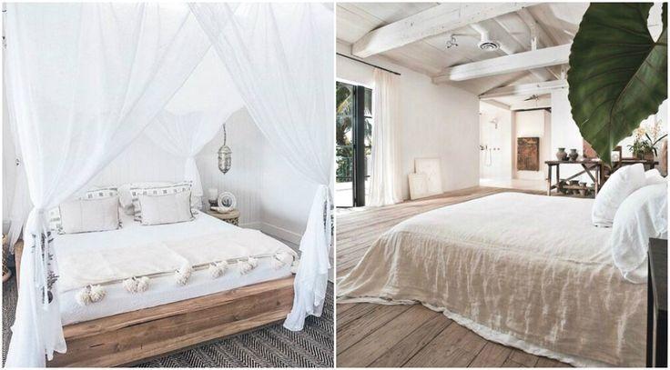 Средиземноморский стиль в интерьере спальни #interior #мебель #дизайн #интерьер #дом #уют #декор