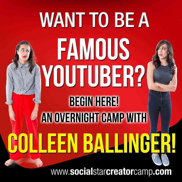 Become a You Tube Star - Be Taught by Colleen Ballinger of Miranda Sings