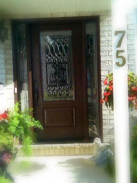 17 Best Images About Fiberglass Doors On Pinterest