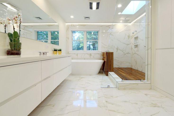 Teak Shower Floor With Contemporary Open Shower Teak Floor Decor