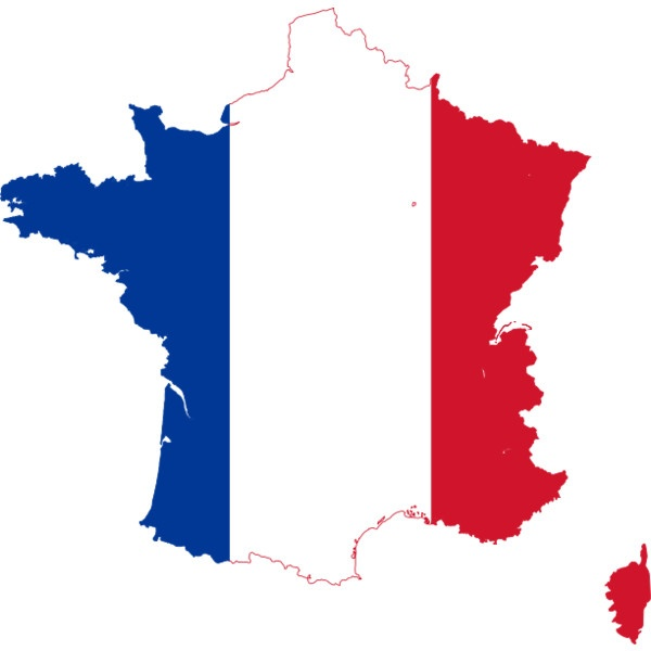 Best 25 Flag Of France Ideas On Pinterest Paris: Show Me A Map Of France At Infoasik.co