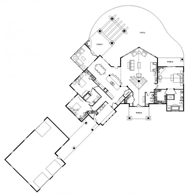 Home Floor Plans On Pinterest Log Homes Home Floor Plans And Cabin