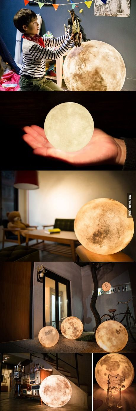 The Moon Into Your Room