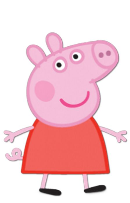 cerdita peppa pig | renders y clipart | Pinterest