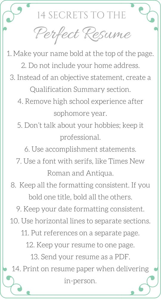 84 best Resumes \ CVu0027s images on Pinterest Resume tips, Resume - hobbies in resume
