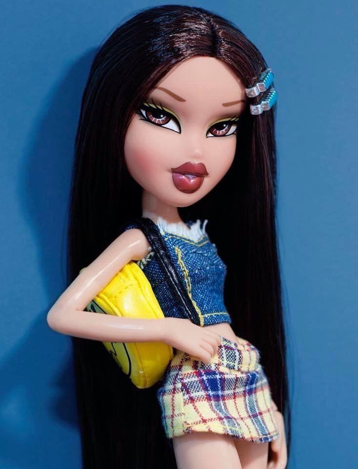 Pin By Olivia Arratoon On Dolls Bratz Doll Outfits Bratz Girls Black Bratz Doll