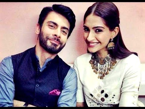 Sonam and Fawad in a political romance