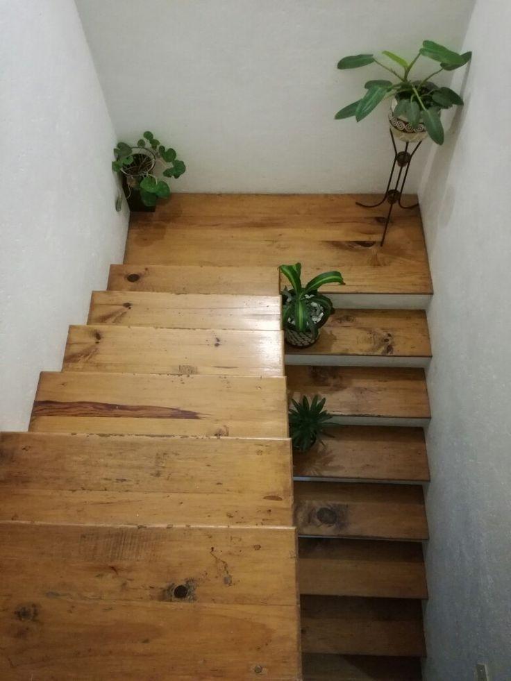 escaleras rsticas