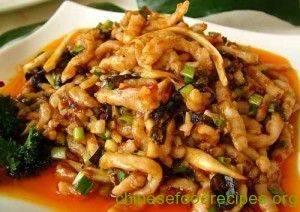 Shredded Pork with Garlic Sauce - Chinese Food - Forum - China.org.cn China, Breaking News, News - Powered by Discuz!