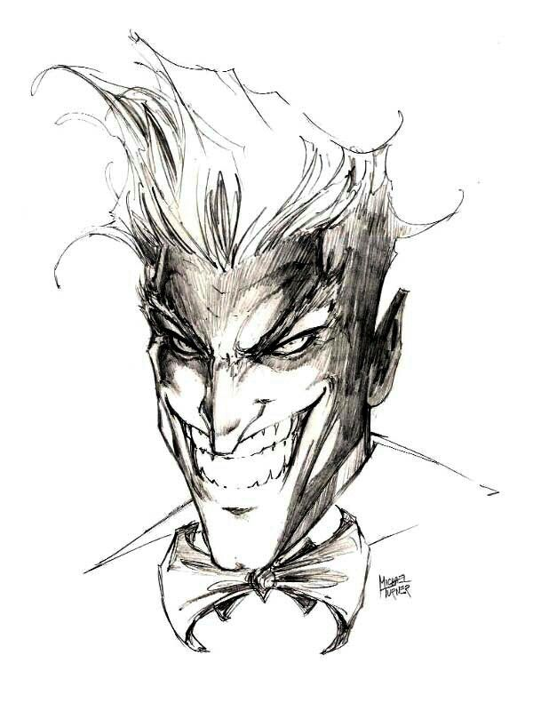 The Joker by Michael Turner