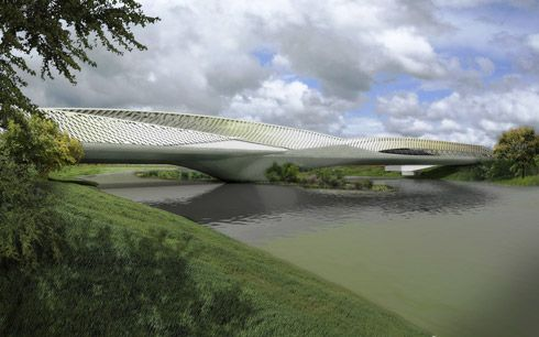 Köprü Pavyon-Expo2008 Zaragoza