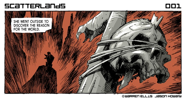 one panel a day @ warrenellis.com