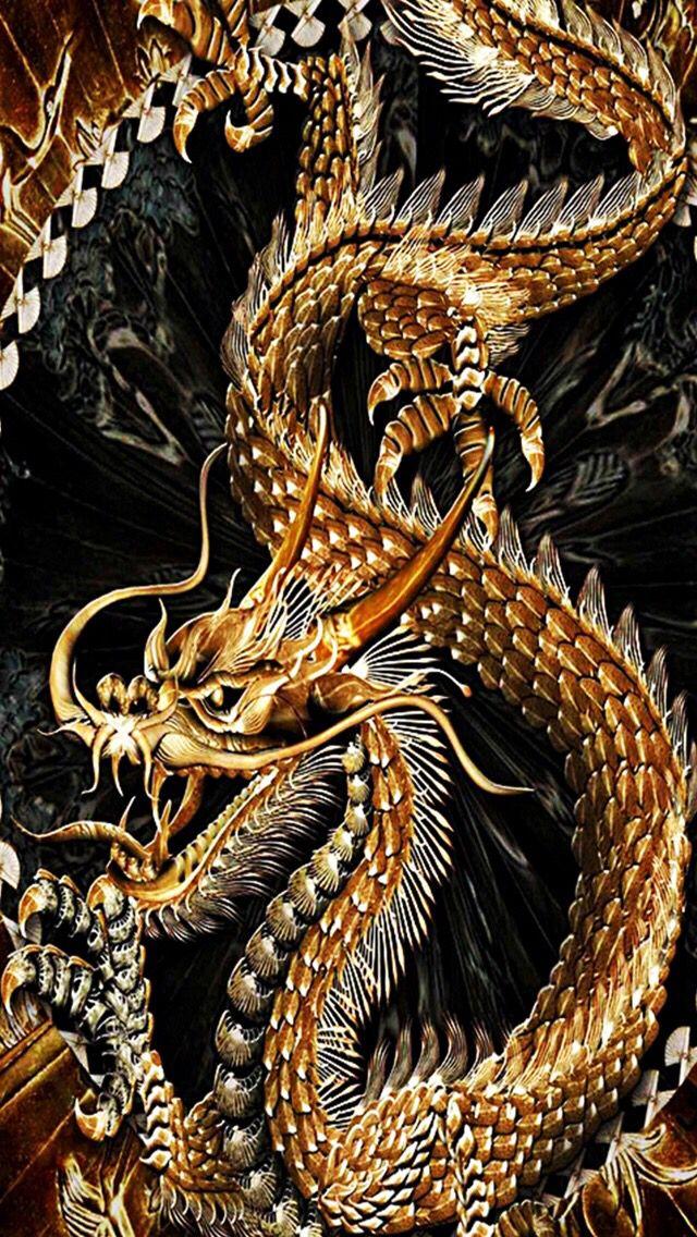 Картинки на телефон-драконы