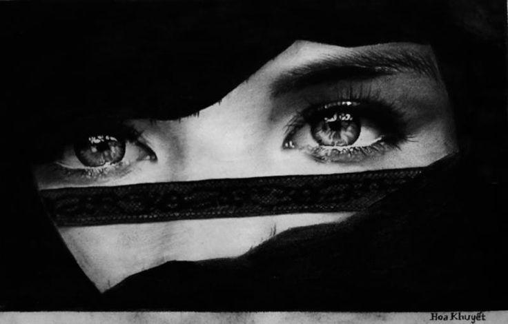 eye sketch | Sad eye drawing pencil by Gattanday on deviantART