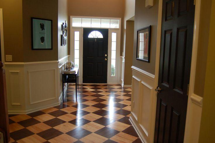 19 Best Foyer Paint Color Comparisions Images On Pinterest