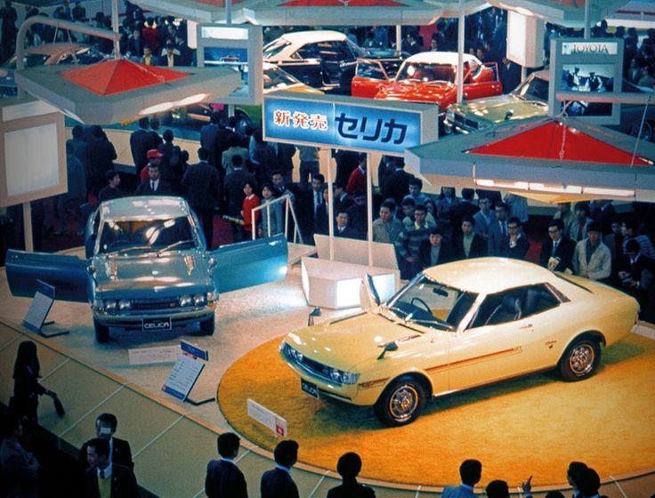Toyota Celica '1971–77