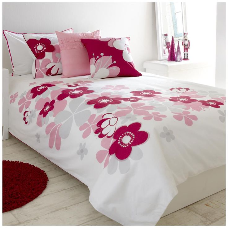Collection livia housse de couette ensembles de housses for Housse duvet