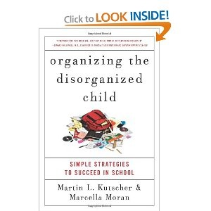 44 best organizing books i like images on pinterest organizing organizing the disorganized child simple strategies to succeed in school has excellent ideas for parents on how to support children in becoming more fandeluxe Image collections
