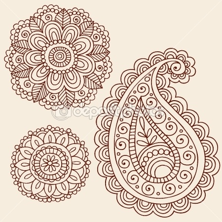 17 Best Ideas About Henna Flowers On Pinterest  Henna