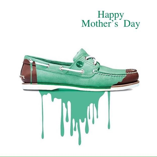 Happy Mother's Day to all your lovely moms ! ! ! ! #happymotherday #timberland #women #shoes#siderstores