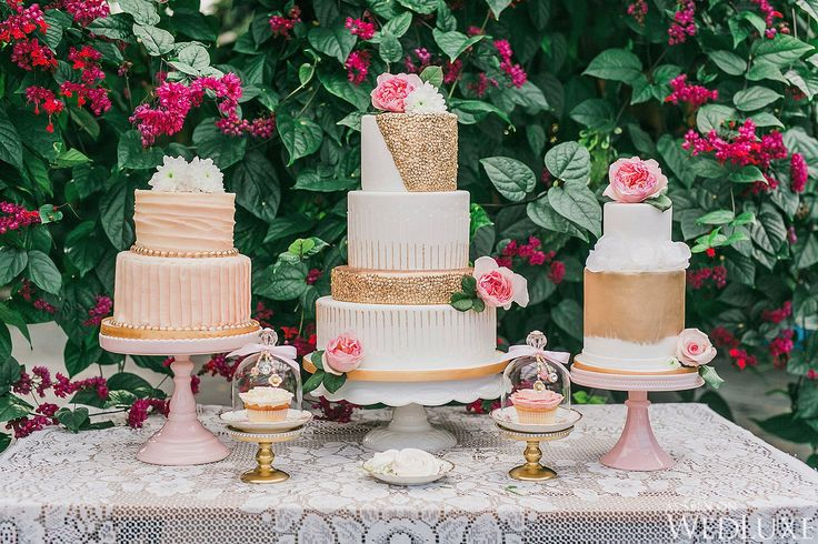 WedLuxe– Botanical Bliss   Photography by: Rhythm Photography  Follow @WedLuxe for more wedding inspiration!