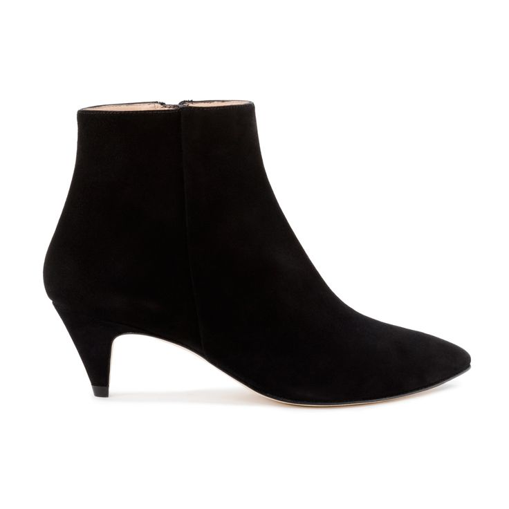 Suede ankle boot - BIMBA Y LOLA