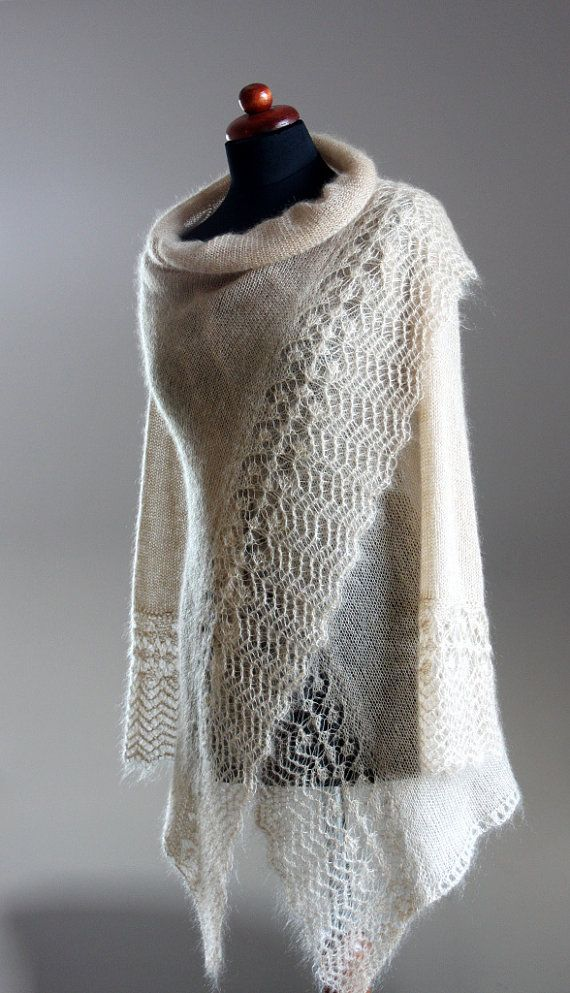Special listing for Wendy sweater wrap in mohair and silk