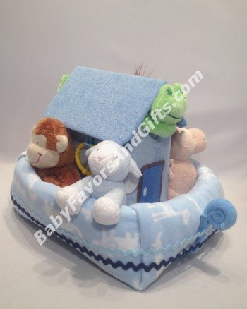 Make A Baby Shower Cake Out Of Diapers