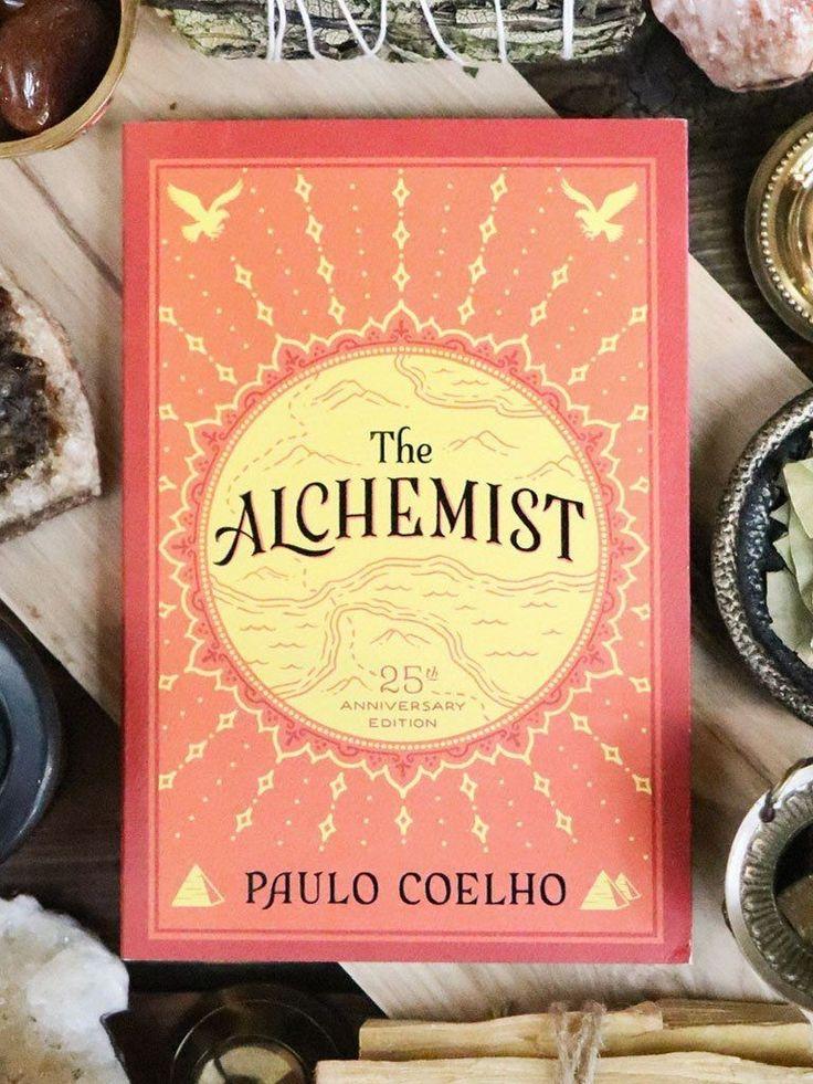 Park Art My WordPress Blog_Similar Books Like The Alchemist