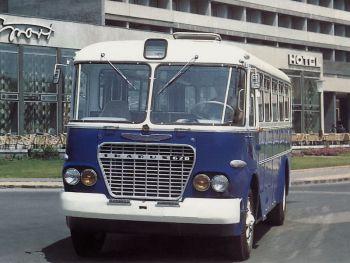Ikarus 620 '1958–72
