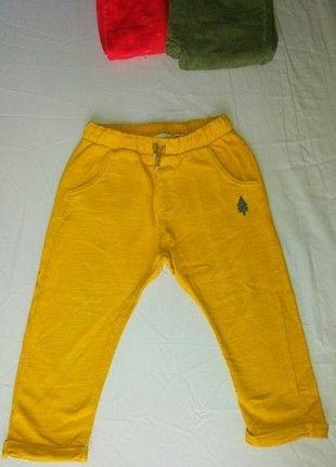 Kupuj mé předměty na #vinted http://www.vinted.cz/deti/kluci-kalhoty/18644870-luxusni-horcicove-teplacky-zara