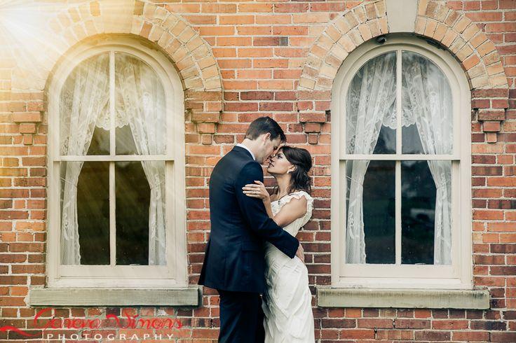 southeast michigan wedding photographer at addison oaks buhl estate leonard