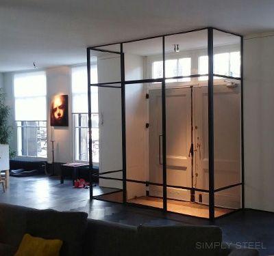 Simply Steel interieur | www.simply-steel.nl