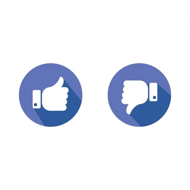 Thumbs Up And Thumbs Down Icon Like And Dislike Icons Set Vector Illustration Thumbs Up Clipart Like Icons Up Icons Png And Vector With Transparent Backgroun Icon Set Vector Thumbs Up