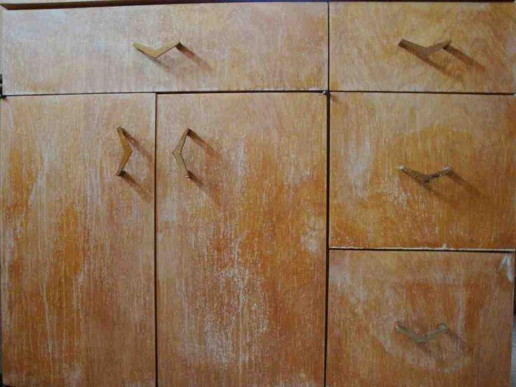 Refinishing Maple Cabinets Part 72