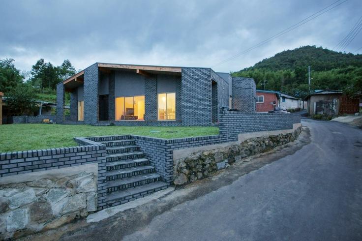 Boseong House / UTAA