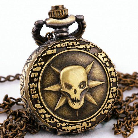 $7.33 (Buy here: https://alitems.com/g/1e8d114494ebda23ff8b16525dc3e8/?i=5&ulp=https%3A%2F%2Fwww.aliexpress.com%2Fitem%2FTD-Unisex-Men-Steampunk-Antique-Copper-Quartz-Pocket-Watch-Analog-Pendant-Chain-Clock-Necklace-BOX%2F32426717243.html ) TD Unisex Men Steampunk Antique Copper Quartz Pocket Watch Analog Pendant Chain Clock Necklace + BOX for just $7.33