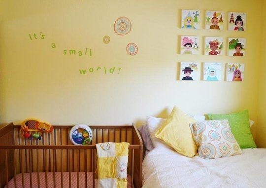 Las 25 mejores ideas sobre habitaci n beb disney en - Decoracion bebes habitacion ...