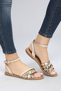 b886ae71266a Cairo Queen Blush Nubuck Strappy Thong Sandals in 2018