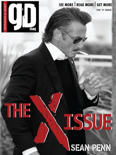 "The ""X"" Issue cover"