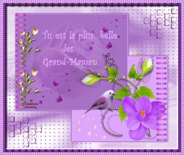 Cadres Des Mamies, des Grands-mères